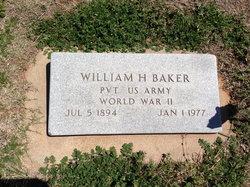 William Harry Baker