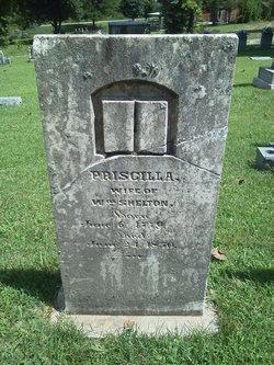 Priscilla <i>Mustain</i> Shelton
