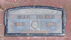 Mary <i>Weatherholt</i> Thomas