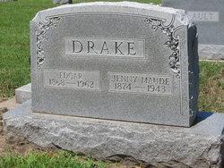 Jennie Maude <i>Klingensmith</i> Drake