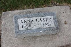 Anna <i>Burns</i> Casey