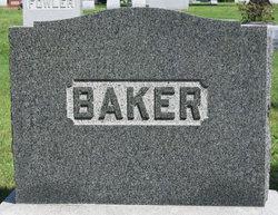 Sarah Ellen <i>Williams</i> Baker
