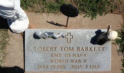 Robert Tom Barkett