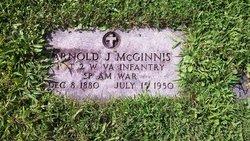 Arnold James McGinnis