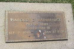 Harold B. Bainbridge
