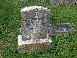 Eleanor Eliza Nellie Agnew
