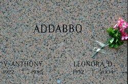 Leonora D. <i>D'Amico</i> Addabbo