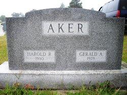 Harold R Aker