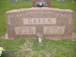 Lillian J Green