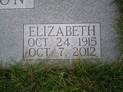 Elizabeth Betty <i>Penner</i> Anderson