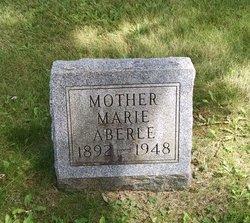 Martha Marie <i>Graff</i> Aberle