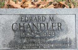 Edward M. Chandler