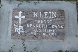 Kenneth Frank Kenny Klein