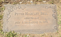 Peter Hartley Bell