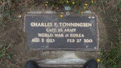 Charles Frederick Chuck Tonningsen