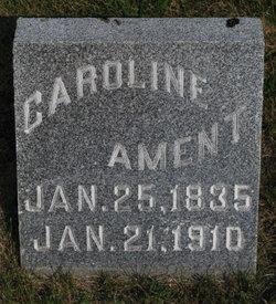 Caroline <i>Chapter</i> Ament