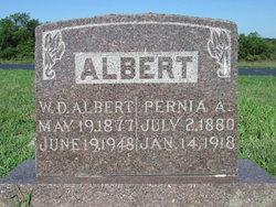 Alpernia Ann Pernia <i>Hill</i> Albert