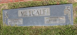 Ettie Belle <i>Harris</i> Metcalf