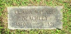 Clara <i>Witmer</i> Beachley