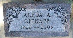 Aleda Anna Emelie <i>Onken</i> Gienapp
