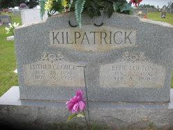 Effie Pearl <i>Lofton</i> Kilpatrick