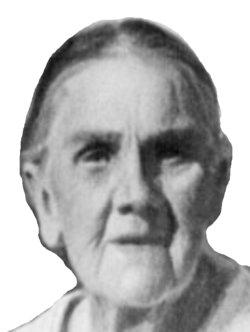 Sophronia Elizabeth <i>Hunt</i> Coffin