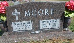 Rev Erwin W. Moore