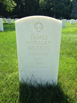James Norman Isgrigg