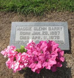 Maggie Mae <i>Glenn</i> Barry