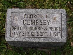 Georgia Ellice Dempsey
