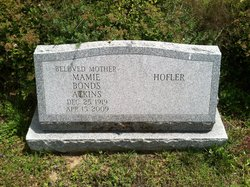 Mamie H. <i>Bond</i> Atkins