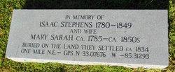 Corp Isaac Stephens, Jr