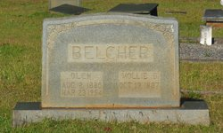 Mary Mollie <i>Dean</i> Belcher