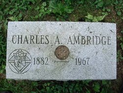Charles Ambrose Ambridge