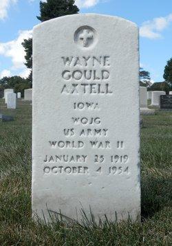 Wayne Gould Axtell