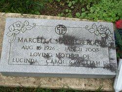Macella Maisie <i>Overmyer</i> Berger