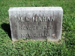 Milton E. Mahan