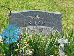 Rosalie L. <i>Masten</i> Boyd