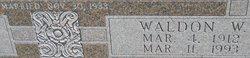 Waldon W. Ashby