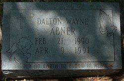 Dalton Wayne Abner