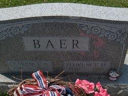 Florence Mae Barshinger <i>Schmuck</i> Baer