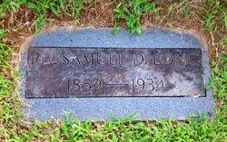 Rev Samuel Dismukes Long