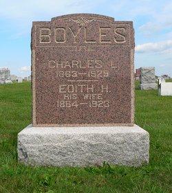 Edith Harriet <i>West</i> Ellen - Boyles