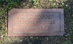 Adolph Jack Arnold
