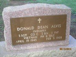 Sgt Donald Dean Alvis
