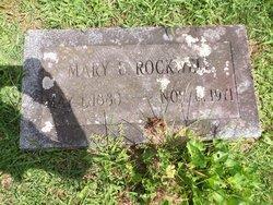 Mary Bell <i>Booska</i> Rockwell