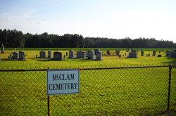 McClam Cemetery 1