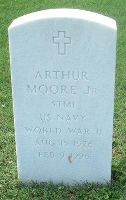 Arthur Moore, Jr