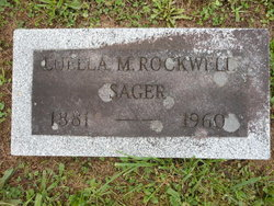 Luella May <i>Rockwell</i> Sager