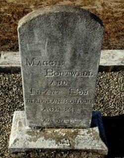 Margaret Maggie <i>Mullis</i> Boutwell